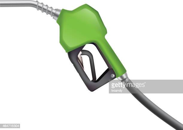 refueling - fuel pump stock illustrations, clip art, cartoons, & icons