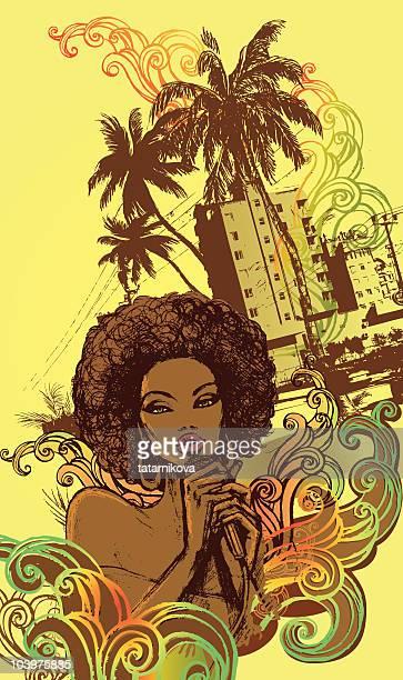 ilustrações de stock, clip art, desenhos animados e ícones de reggae de fundo - reggae