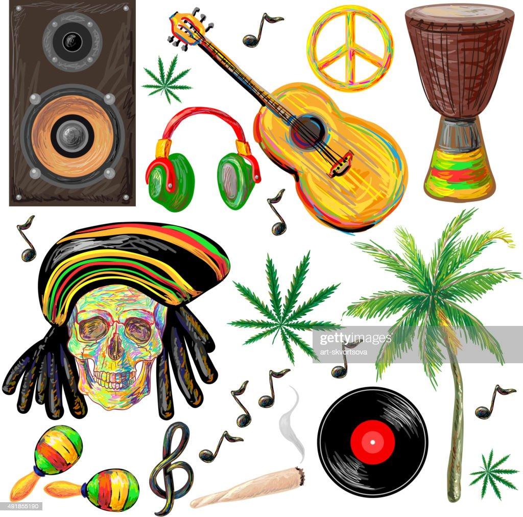 Reggae set