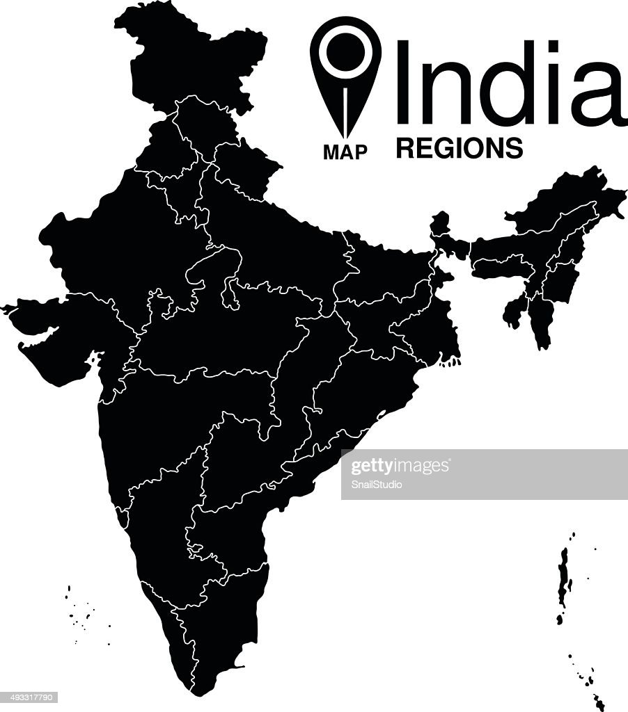 Republic Of India Map ...