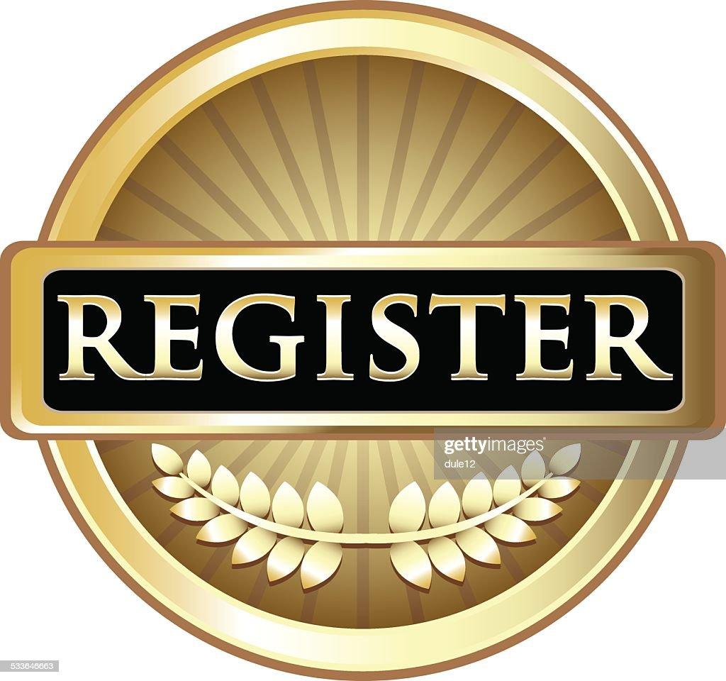 Register Gold Label