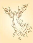 Rejoicing Angel