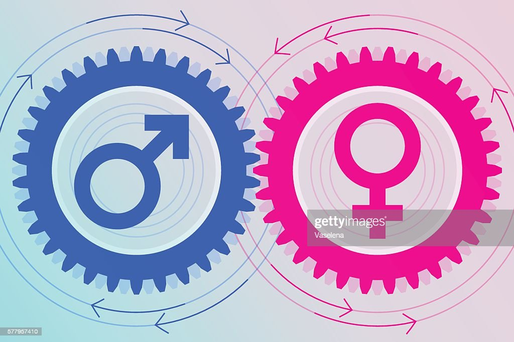 Relationship of man and woman
