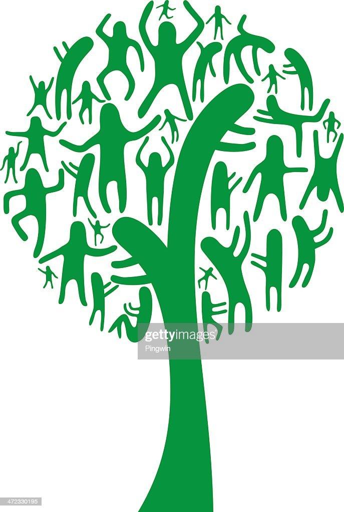 Relative's tree