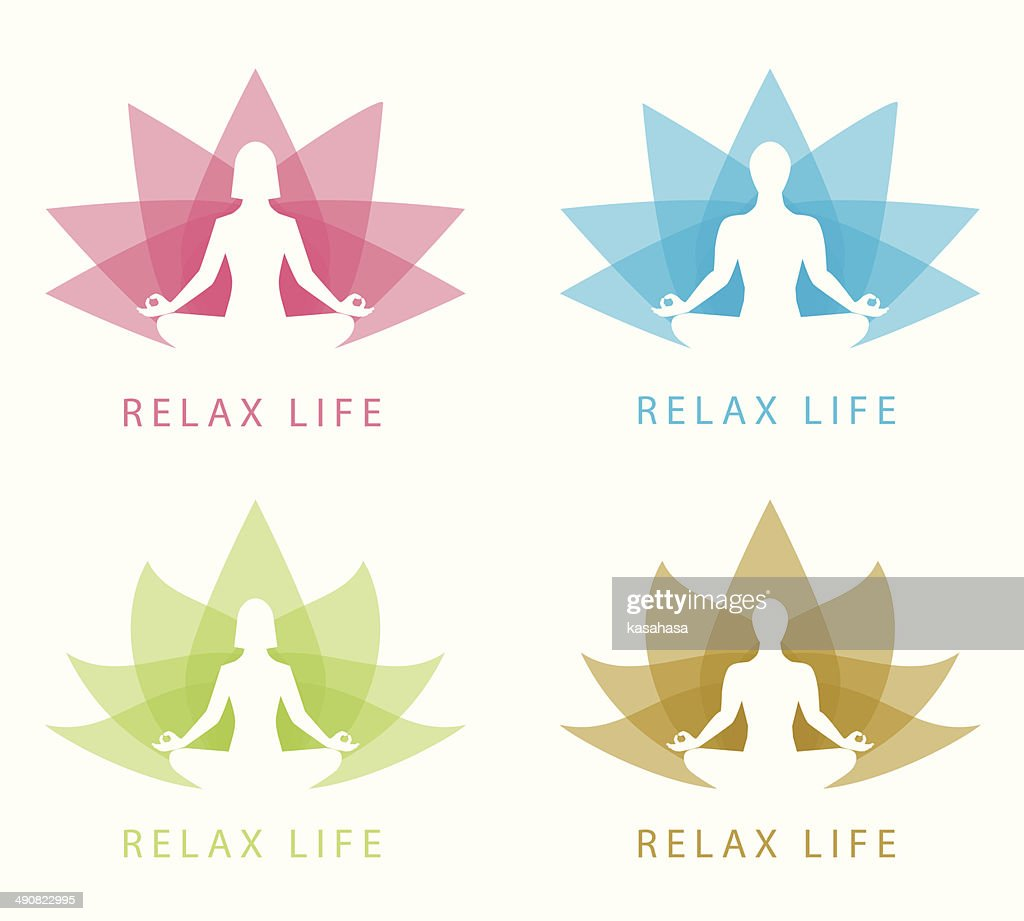 Relax Symbol Vector Art Getty Images