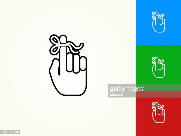 reminder black stroke linear icon - reminder stock illustrations