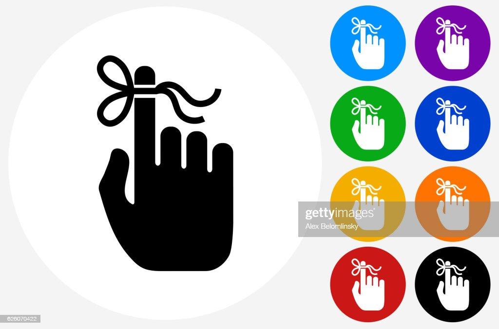 Reminder Finger Icon