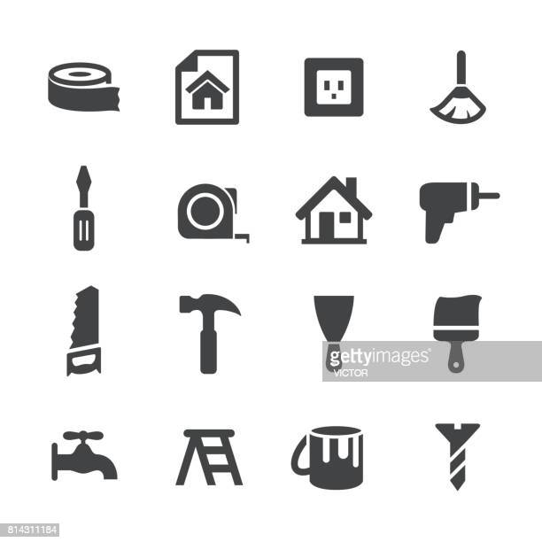 Remodeling Icons - Acme Series