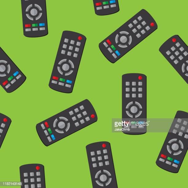 Modèle de télécommande de TV