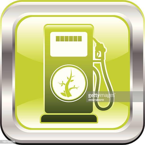 Renewable Biofuel Icon