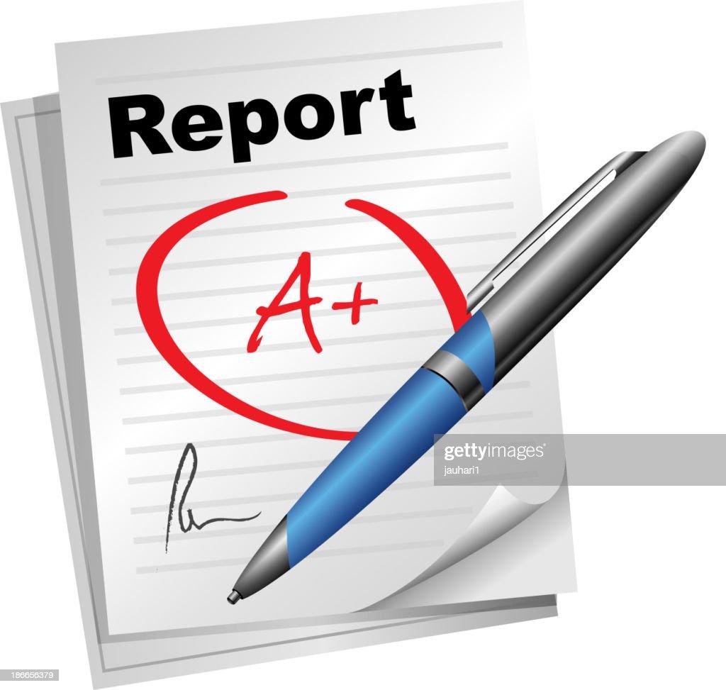 Report Card