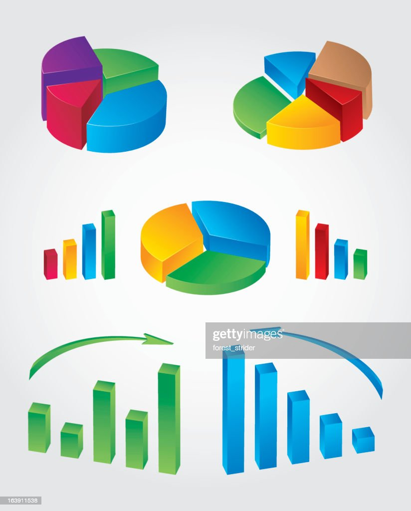 Reports business charts