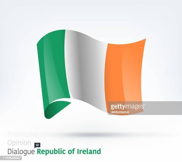 Republic of Ireland Flag International Dialogue & Conflict Management