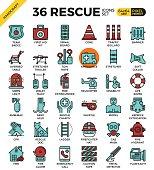 rescue icons