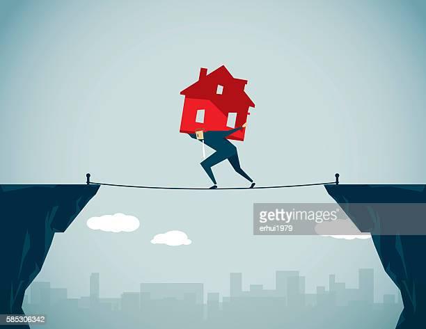residential - housing development stock illustrations