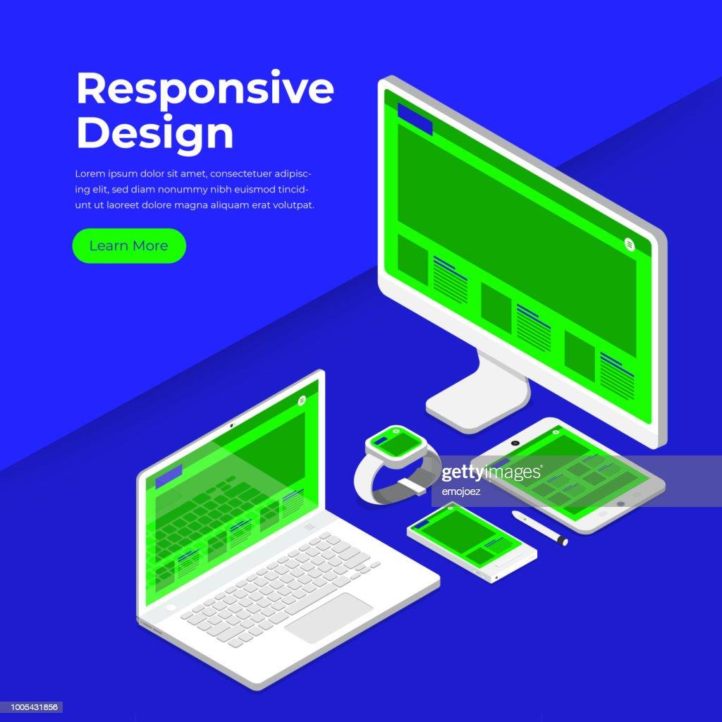 Responsive Designe Concept