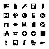 Responsive Interface Icons