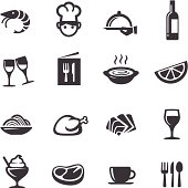 Restaurant Icons - Acme Series
