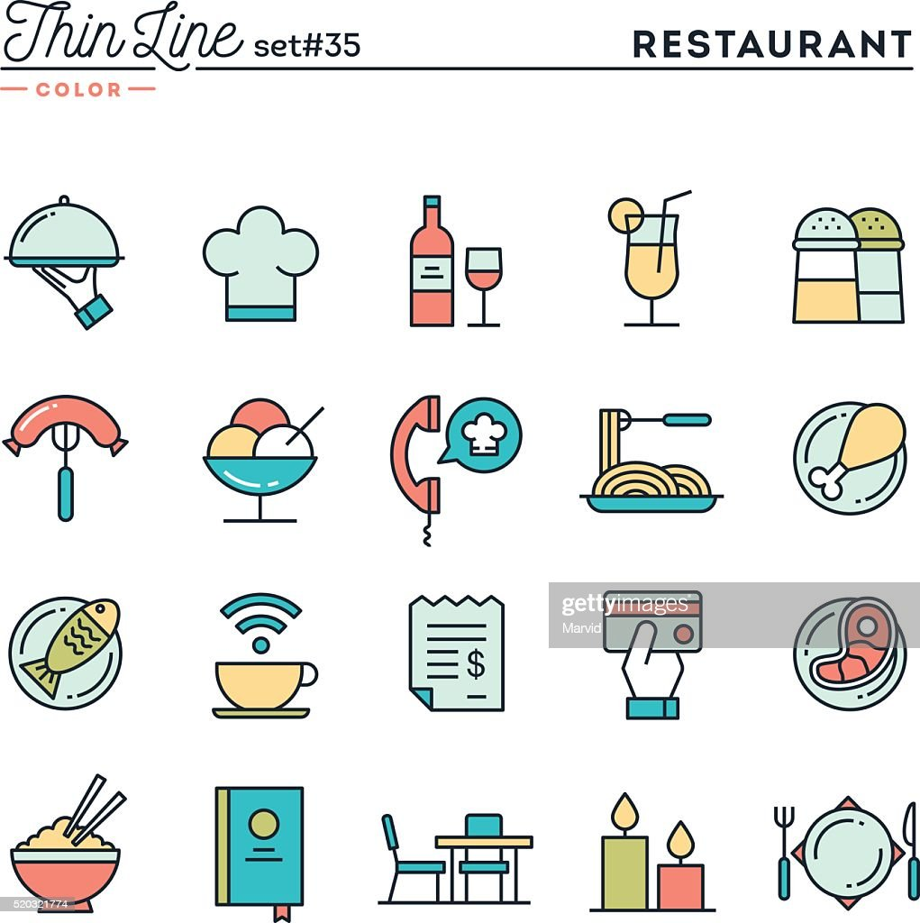 Restaurant, phone ordering, meal, receipt and more
