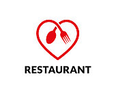 restaurant vector icon