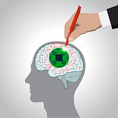 Restoration of brain functions, prosthetics of affected areas, mind, consciousness, memory, surgical treatment of brain diseases