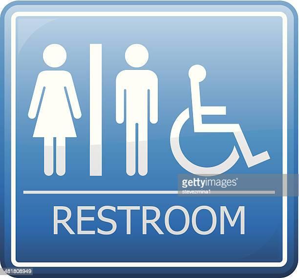 Sinal de WC