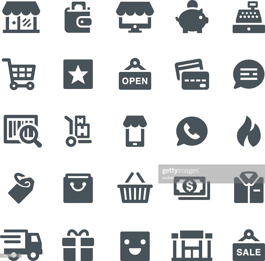Retail Icons