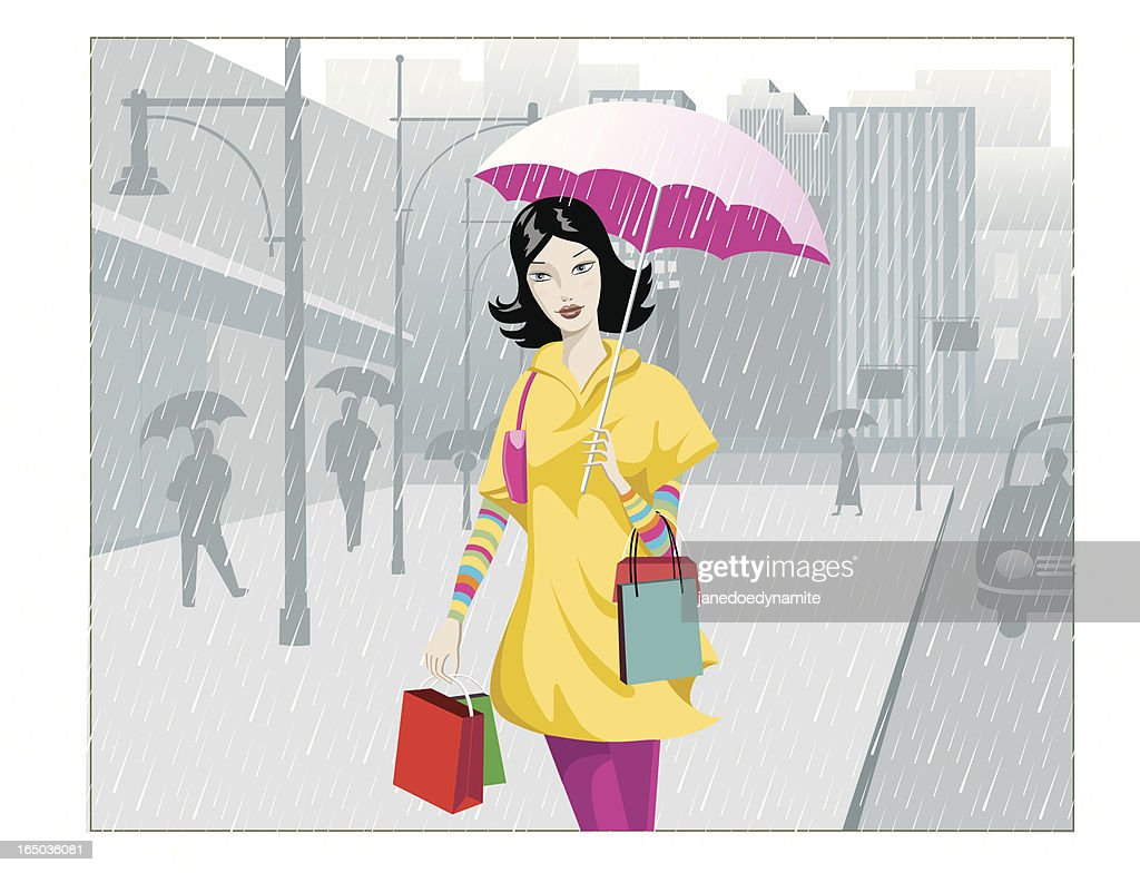Retail therapy (Vector)
