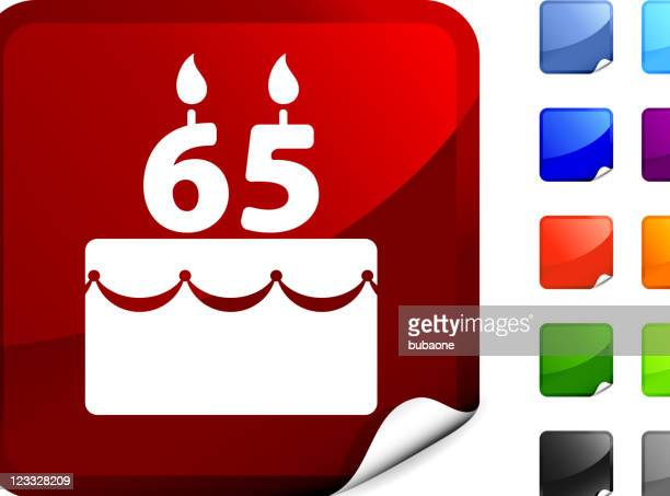 retirement celebration cake internet royalty free vector art