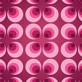 Retro, 70's pattern.