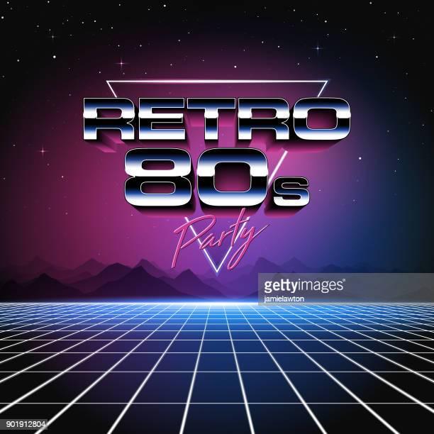 Retro 80s Party