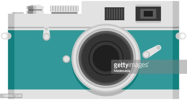 retro camera - home video camera stock illustrations