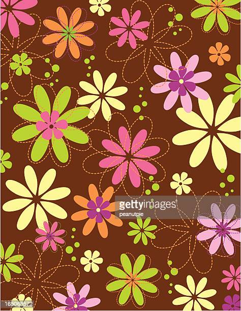 70s Flower Background Photos And Premium High Res Pictures Getty Images
