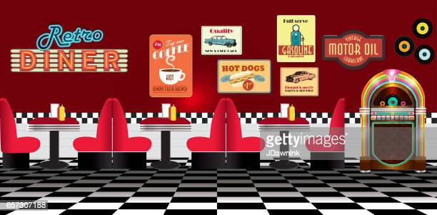 Truck Stop Stock Illustrations And Cartoons Getty Images