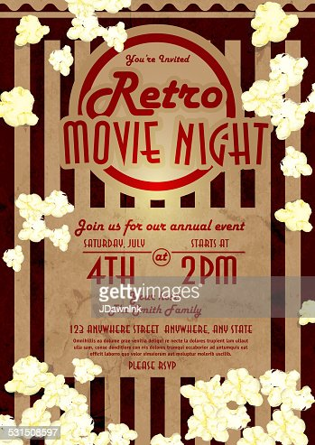 Movie Night Template from media.gettyimages.com