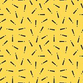 Retro pattern - seamless background.