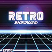 retro sci fi background9