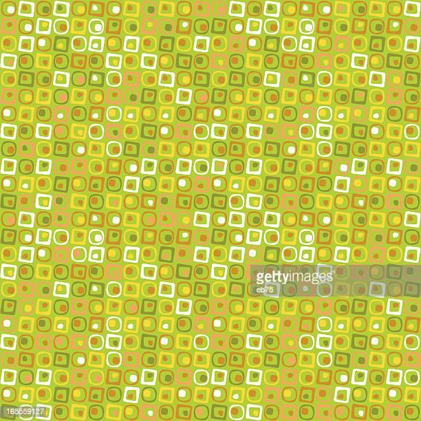 レトロなシームレスな backgound (わずか 2 クレジット) - キッチュ点のイラスト素材/クリップアート素材/マンガ素材/アイコン素材
