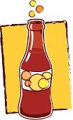 Retro Soda Bottle