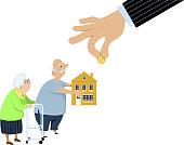 Reverse mortgage scheme