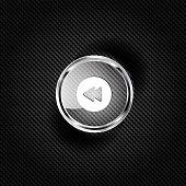 Reverse or rewind web icon
