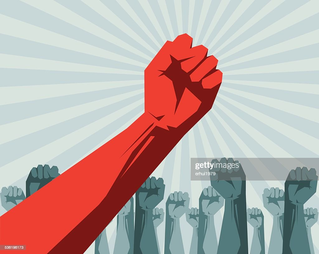 Revolution : stock illustration