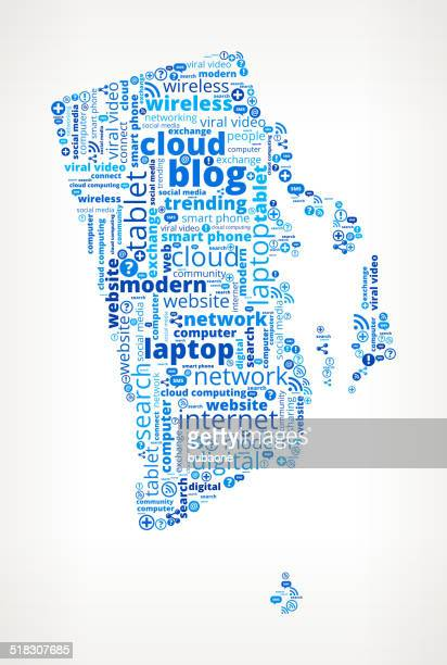 rhode island on modern communication and technology word cloud - {{relatedsearchurl('racing')}} stock illustrations, clip art, cartoons, & icons