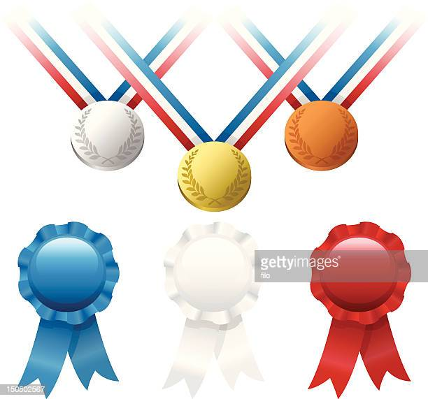 Ribbon and Medal Awards