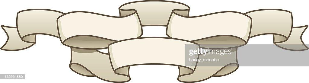 Ribbon Scroll
