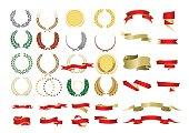 Ribbons and Laurels