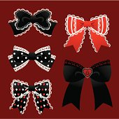 ribbons set 01