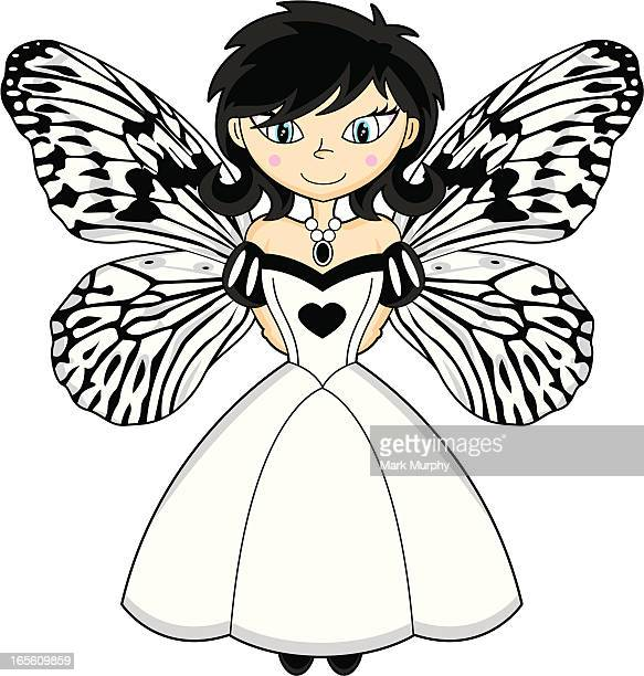Rice Paper Butterfly Fairy
