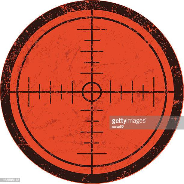 Rifle Scope Crosshairs