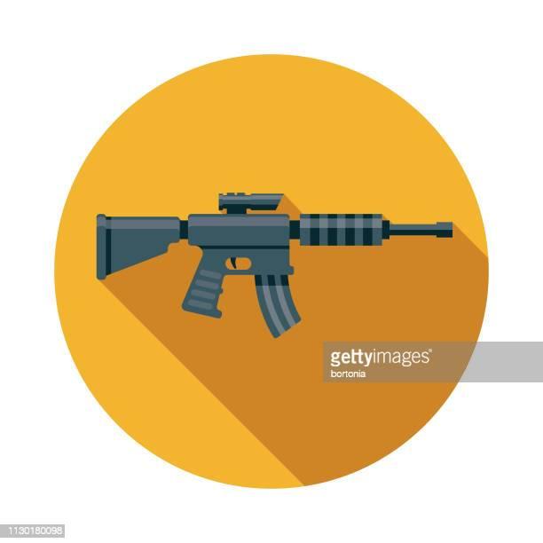 Icono de arma rifle